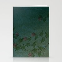 Victorian Lady And A Lov… Stationery Cards