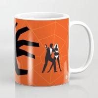 Orange Dr No Mug
