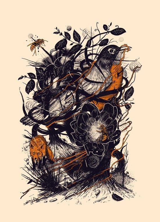 Natural Mystic Art Print