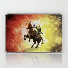 Legend Of Zelda Link Adventure Laptop & iPad Skin