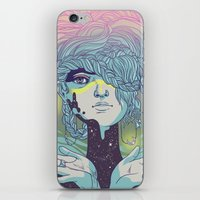 Braided Reality Check iPhone & iPod Skin