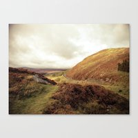 Ireland. Canvas Print