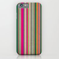 iPhone & iPod Case featuring Lines by Emma J Hardy