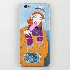 Ice Monkey iPhone & iPod Skin