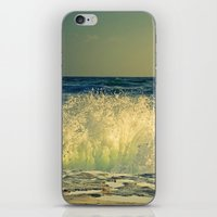 Splash Into Me iPhone & iPod Skin
