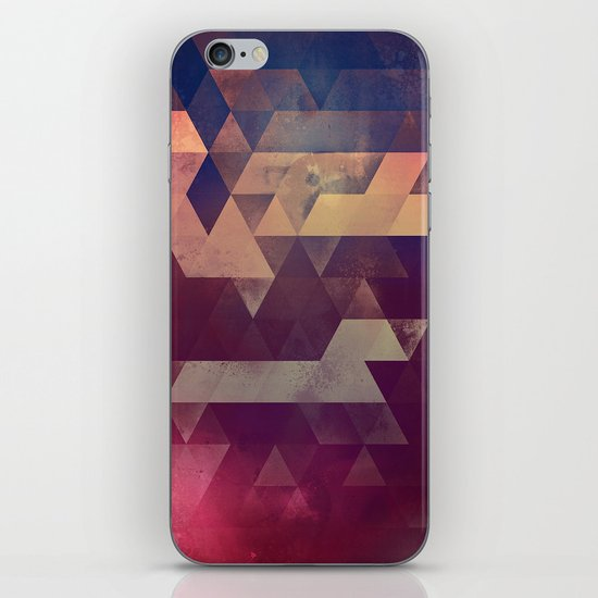 byyk hymm iPhone & iPod Skin