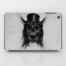 Skull Hat iPad Case