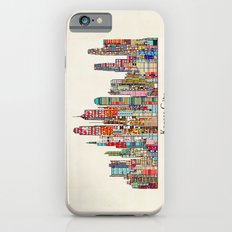 kansas city Missouri skyline Slim Case iPhone 6s