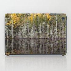 tree reflections iPad Case