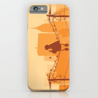 Too Big For The City iPhone 6 Slim Case