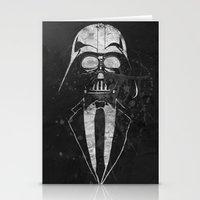 Darth Vader Gentleman Stationery Cards