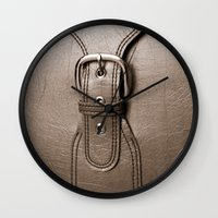 Traveler 2 Wall Clock