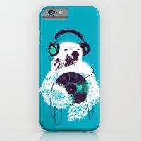 Record Bear iPhone 6 Slim Case