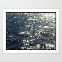 Mighty Hudson Art Print