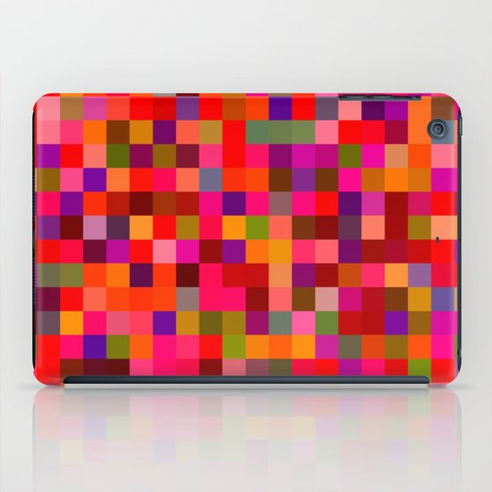 Pixel Painting iPad Case