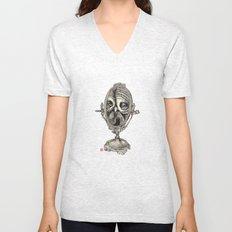 Owl Mirror Unisex V-Neck