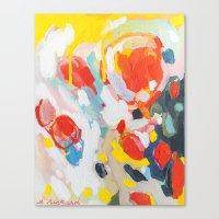 Color Study No. 6 Canvas Print