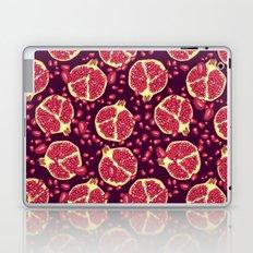 Pomegranate pattern. Laptop & iPad Skin