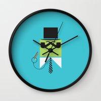 Persona Series 003 Wall Clock