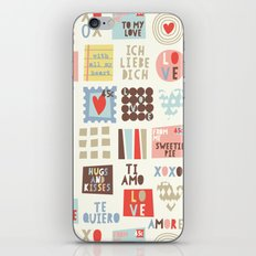 Sweetie Darling iPhone & iPod Skin