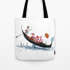 Pin up Venise Tote Bag