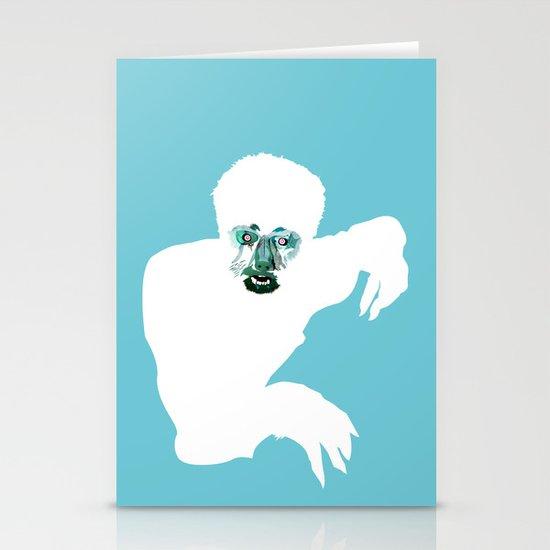 hombrelobo Stationery Card