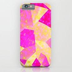 Gold Confetti iPhone 6 Slim Case