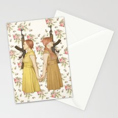 I Got Your Back Stationery Cards