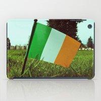 Cemetery Tricolor iPad Case