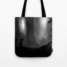 Overlooking Chaos Tote Bag