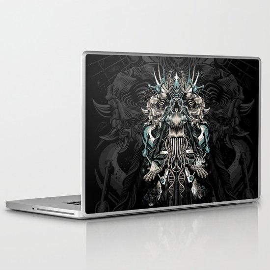Cosmic Dust Laptop & iPad Skin