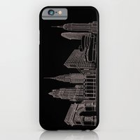 New York City by the Downtown Doodler iPhone 6 Slim Case
