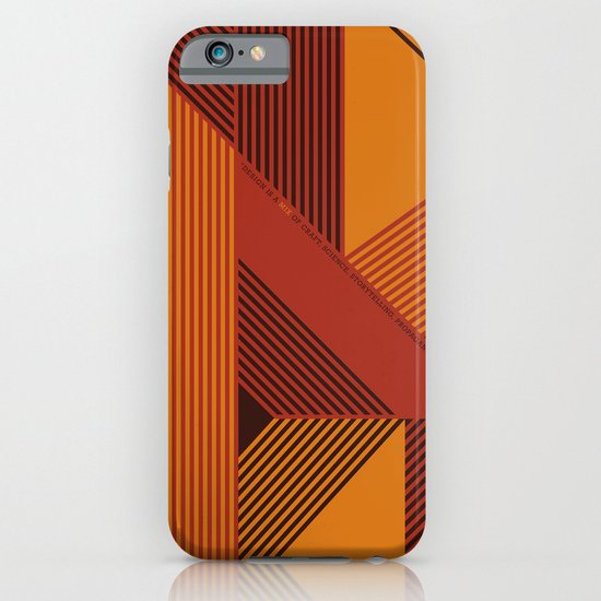 Design is a Mix iPhone & iPod Case
