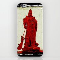 General's Red Rage iPhone & iPod Skin