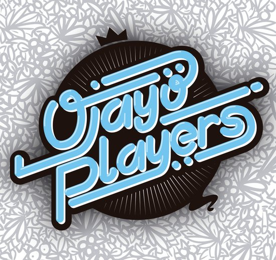 Ojayo Players logo 1 Art Print