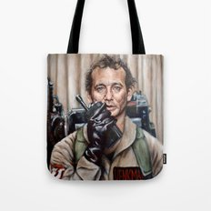 Bill Murray / Ghostbuste… Tote Bag