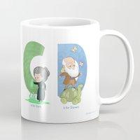 Science ABC Mug