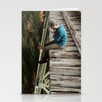 Bridge Sitting Stationery Cards