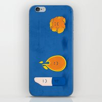 Four Is The Magic Number… iPhone & iPod Skin
