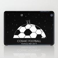 COSMIC FOOTBALL by ISHISHA PROJECT iPad Case