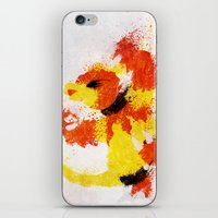 #126 iPhone & iPod Skin