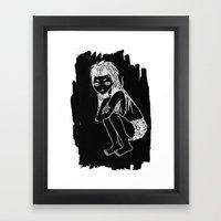 Die Antwoord : Yolandi V… Framed Art Print