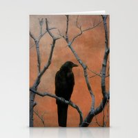 Nature Blackbird Stationery Cards