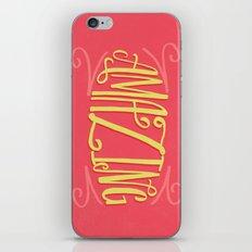 Amazing iPhone & iPod Skin