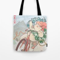 Ride Free! Tote Bag