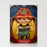 Amelia & Cordela Stationery Cards