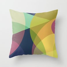 Carnivale Throw Pillow