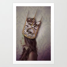 Royal Art Print