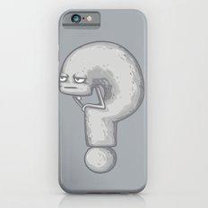 Le Penseur Slim Case iPhone 6s