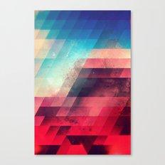 skylyyn crysh tyst Canvas Print